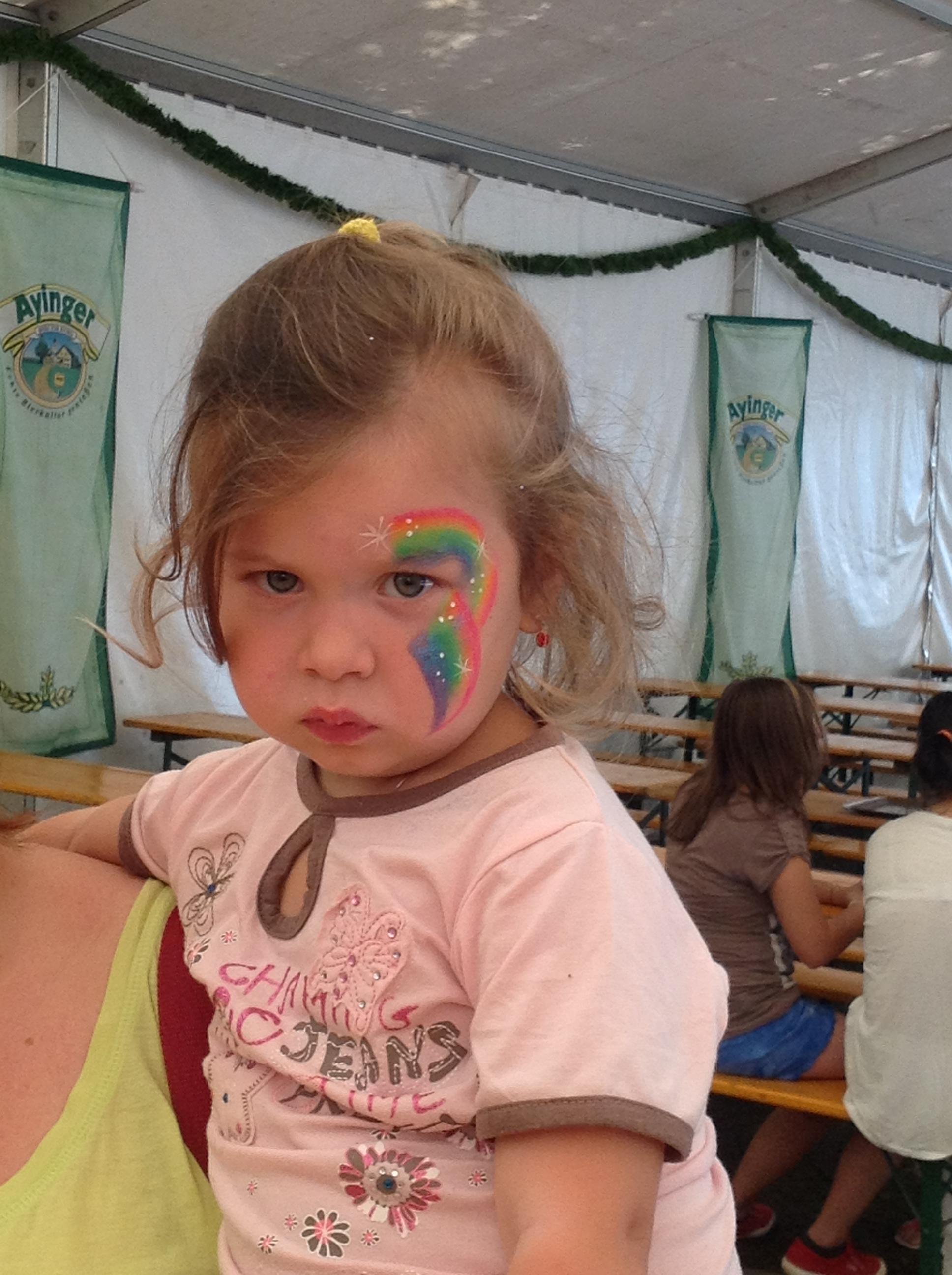 Festa della Sedia 2014, truccamimbi
