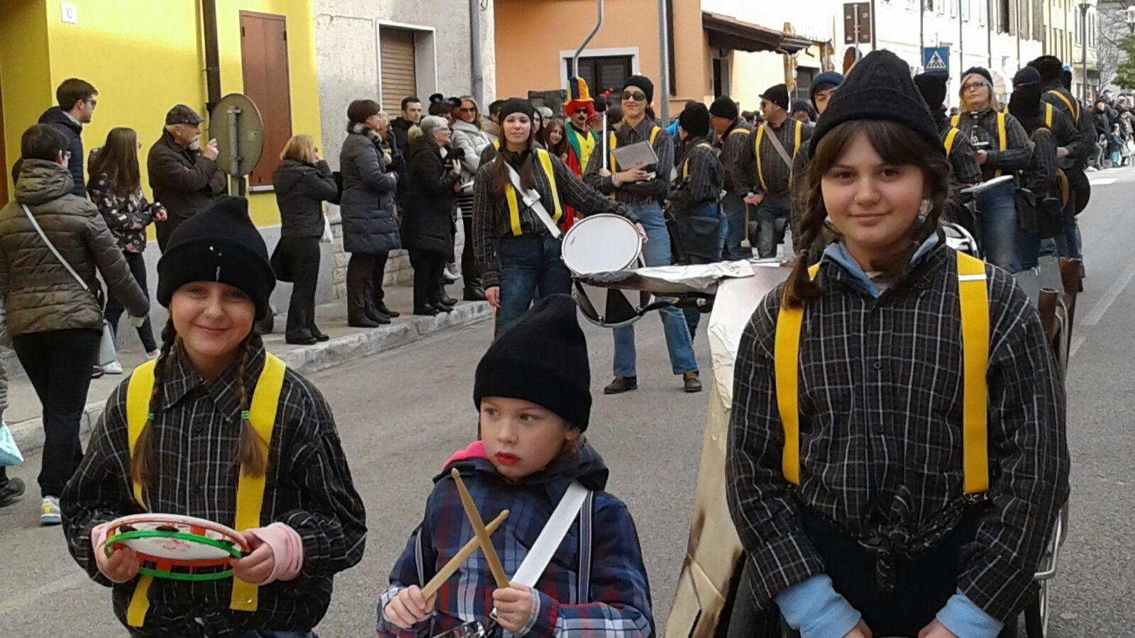 Carnevale 2017: I Boscaioli