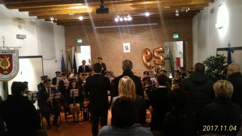 4 nov 2017 Concerto dell'Amicizia