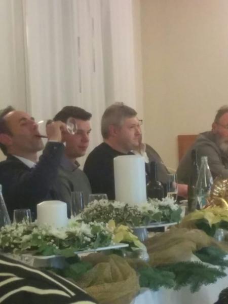 Convivio di Santa Cecilia 25 novembre 2018