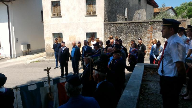 40° anniversario A.N. Carabinieri di Manzano