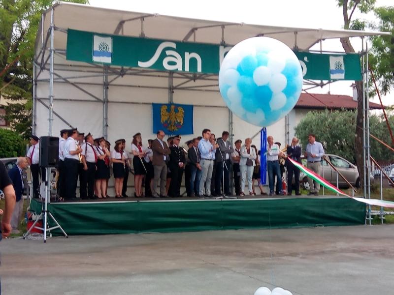 Inaugurazione Festa del Coniglio 2019