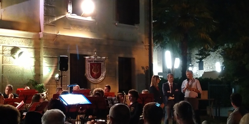 Concerto sotto le stelle 2019