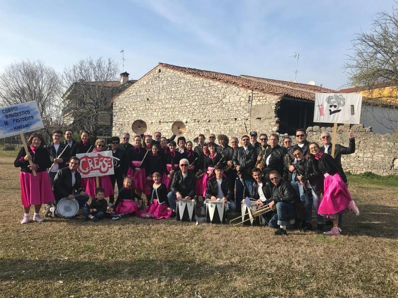 Carnevale Romans D'Isonso 2019