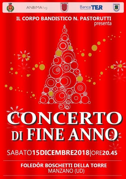 Concerto di Fine Anno