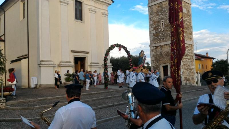 Processione Madonna Ausiliatrice