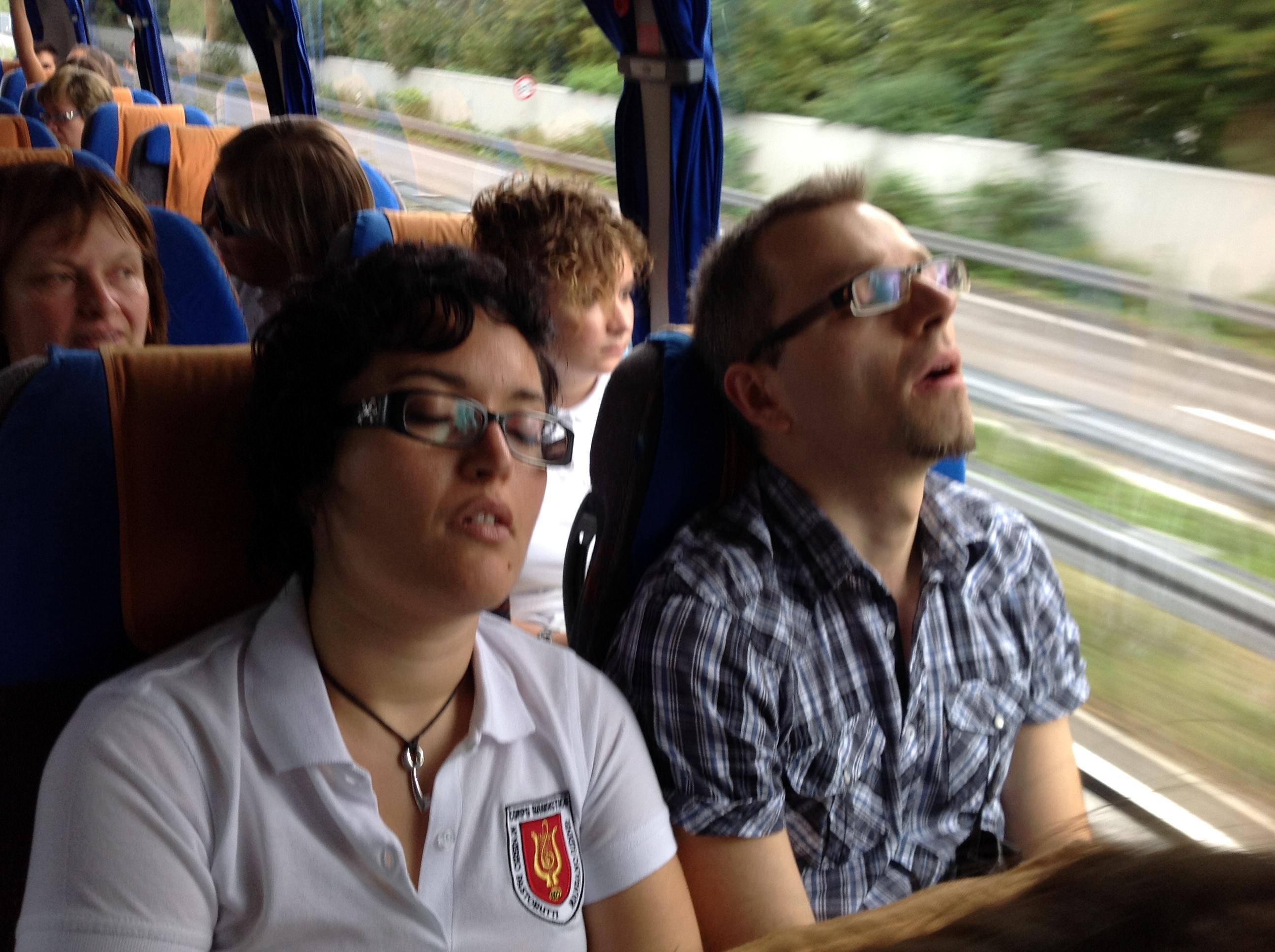 Wolfratshausen 2014: il viaggio