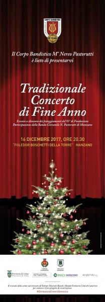 16 dic 2017 Locandina Fine Anno
