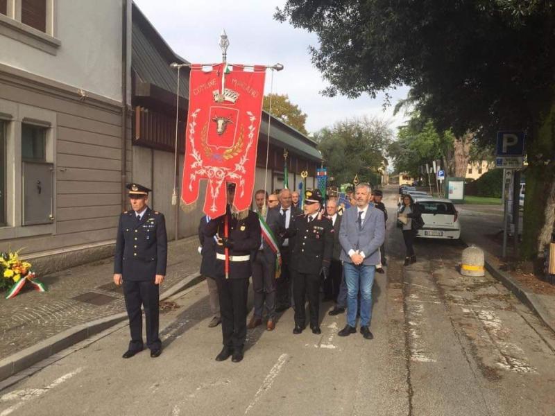 4 novembre 2018 - 100 Anni dell'Unità Nazionale e Festa delle Forze Armate