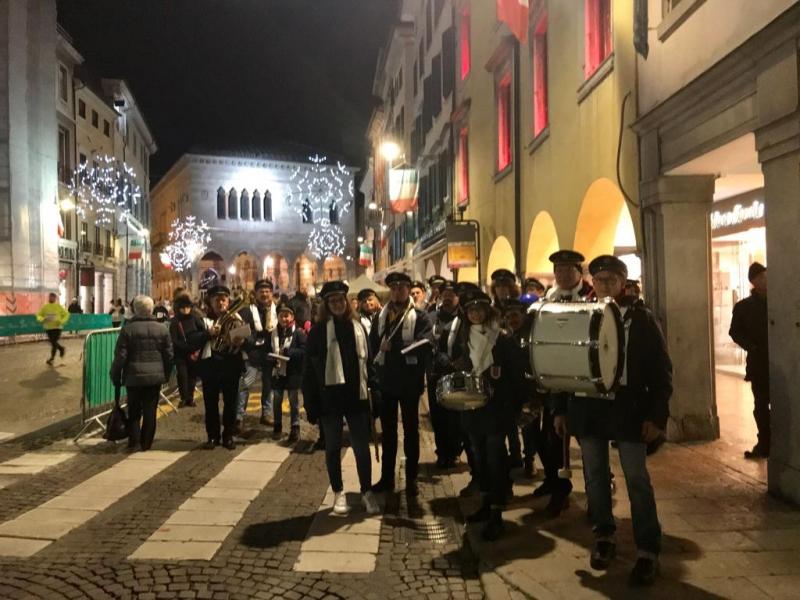 1 dicembre 2018 Telethon Udine