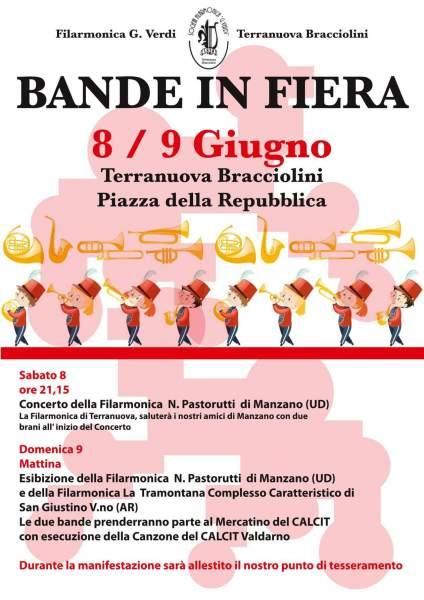Concerto Terranova Bracciolini 2019