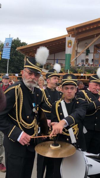 Oktoberfest a Monaco di Baviera