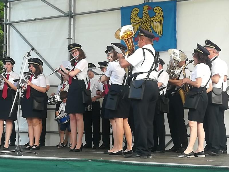 Inaugurazione della Festa del Coniglio di San Nicolò