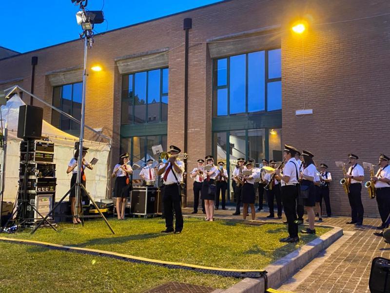 Inaugurazione Settembre a Manzano